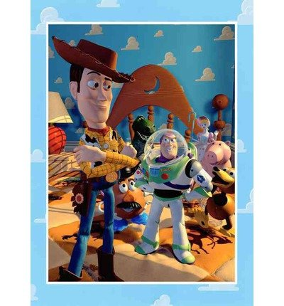 Toy Story: The Art and Making of the Animated Film (Hardback) - Common