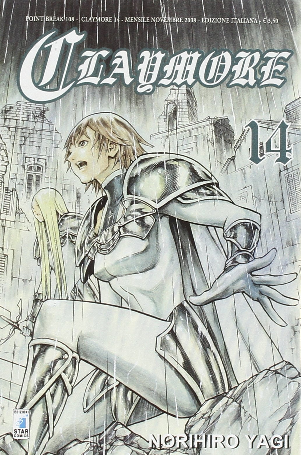 Claymore: 14