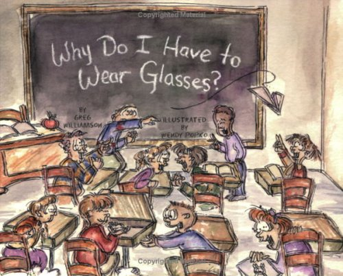 Why Do I Have To Wear Glasses?