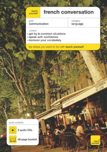 Teach Yourself French Conversation (3cds + Guide) ...