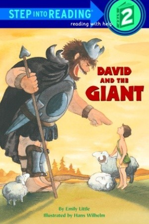 David and the Giant (Step into Reading)