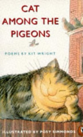 Cat Among the Pigeons: Poems (Puffin Books)