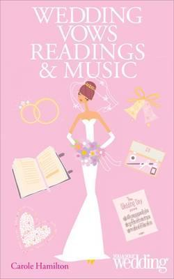 Your Wedding Vows, Readings & Music