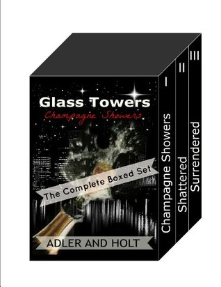 Glass Towers Trilogy: Complete Set