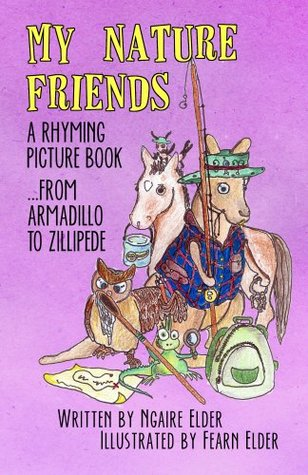 My Nature Friends: A-Z Rhyming Picture book